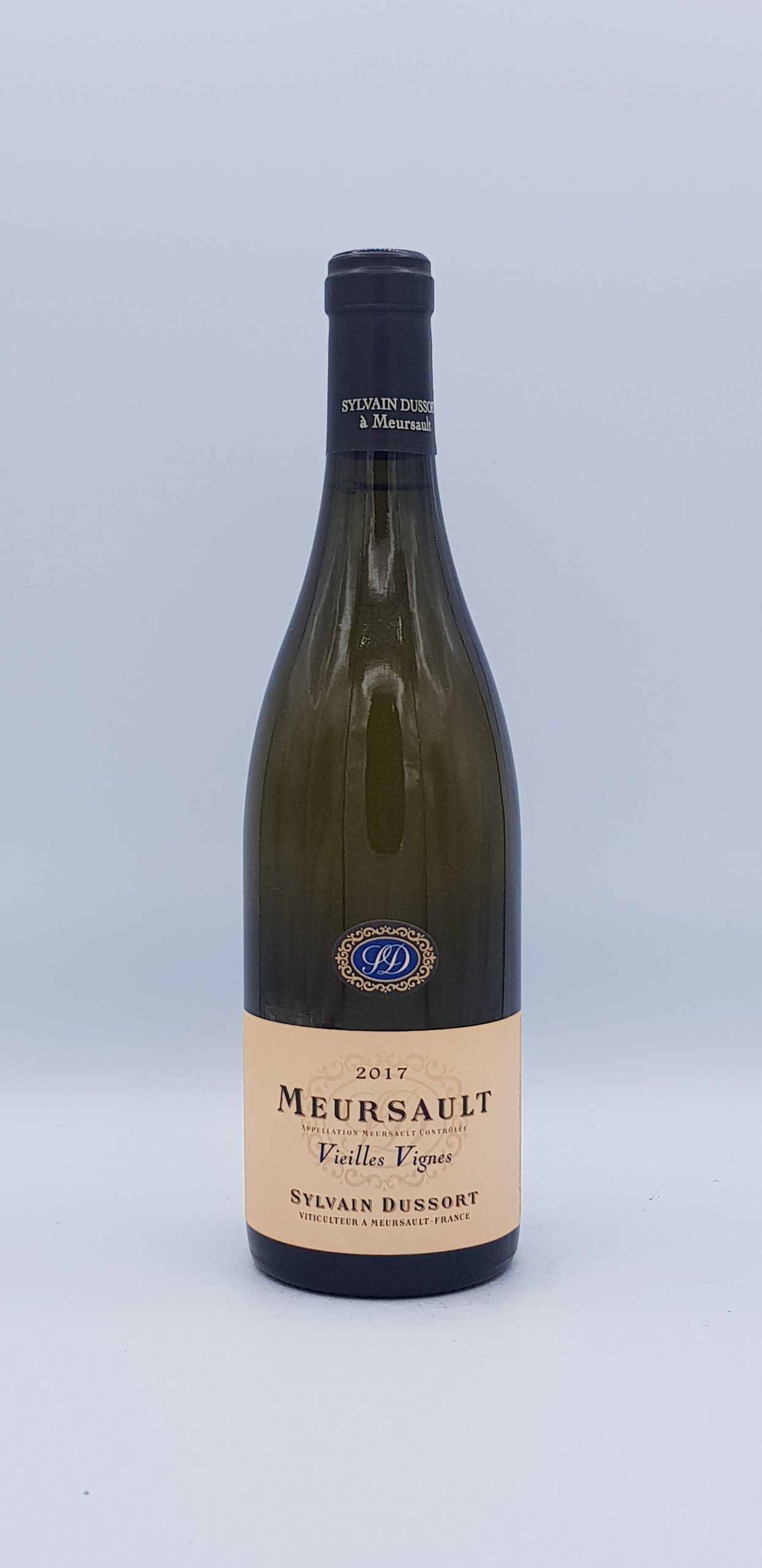 "Meursault ""Vieilles Vignes"" 2017 Blanc"