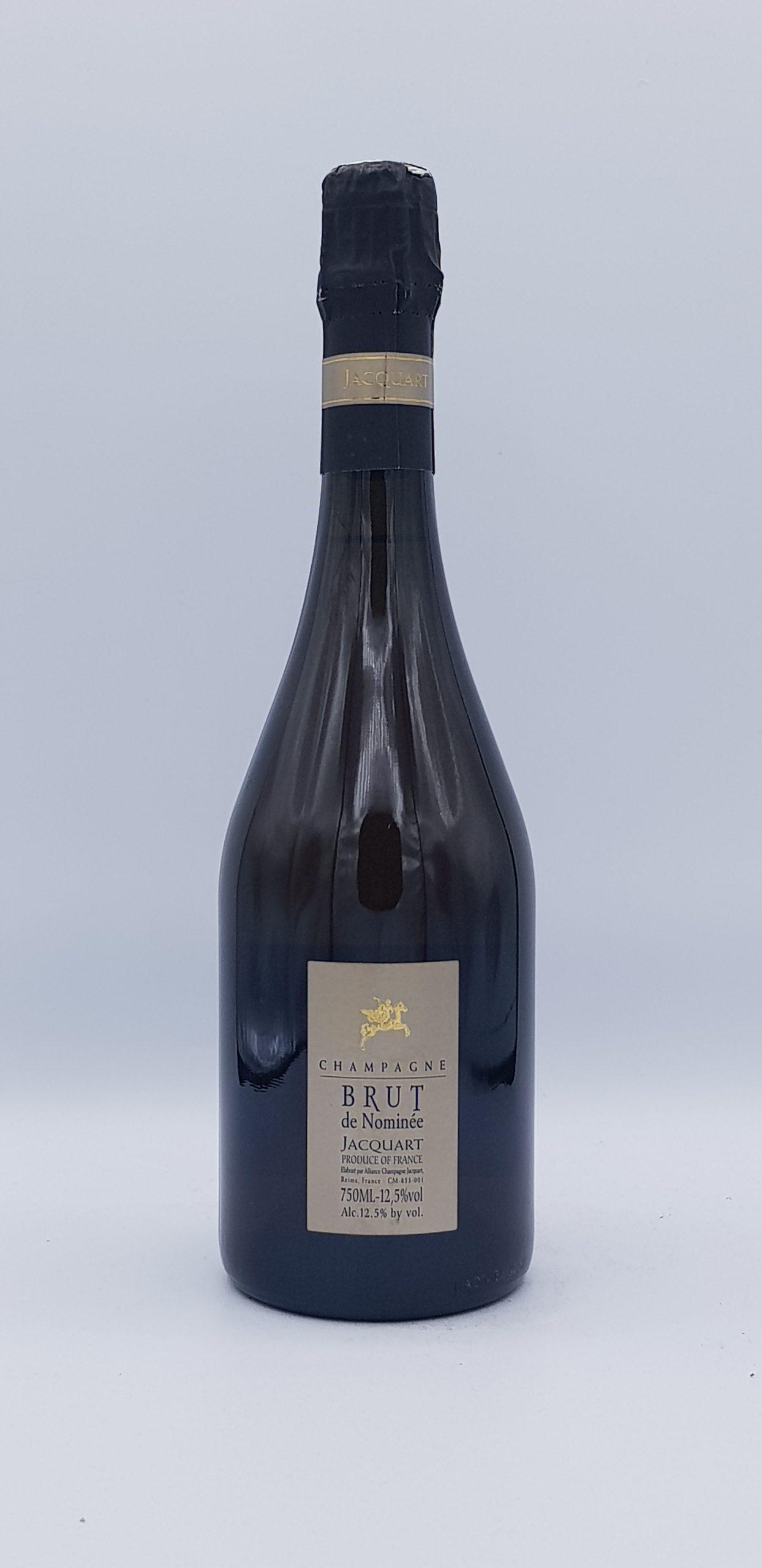 Champagne Jacquart Brut Nomine