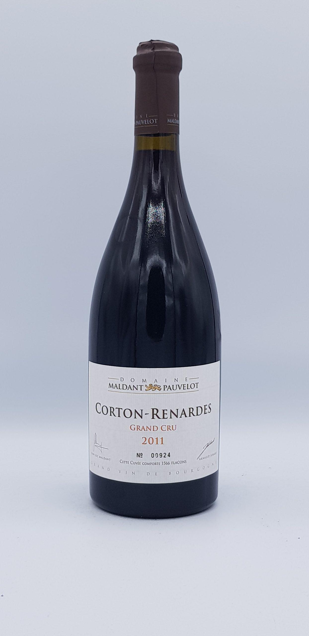 "Corton Grand Cru ""Renardes"" 2011"