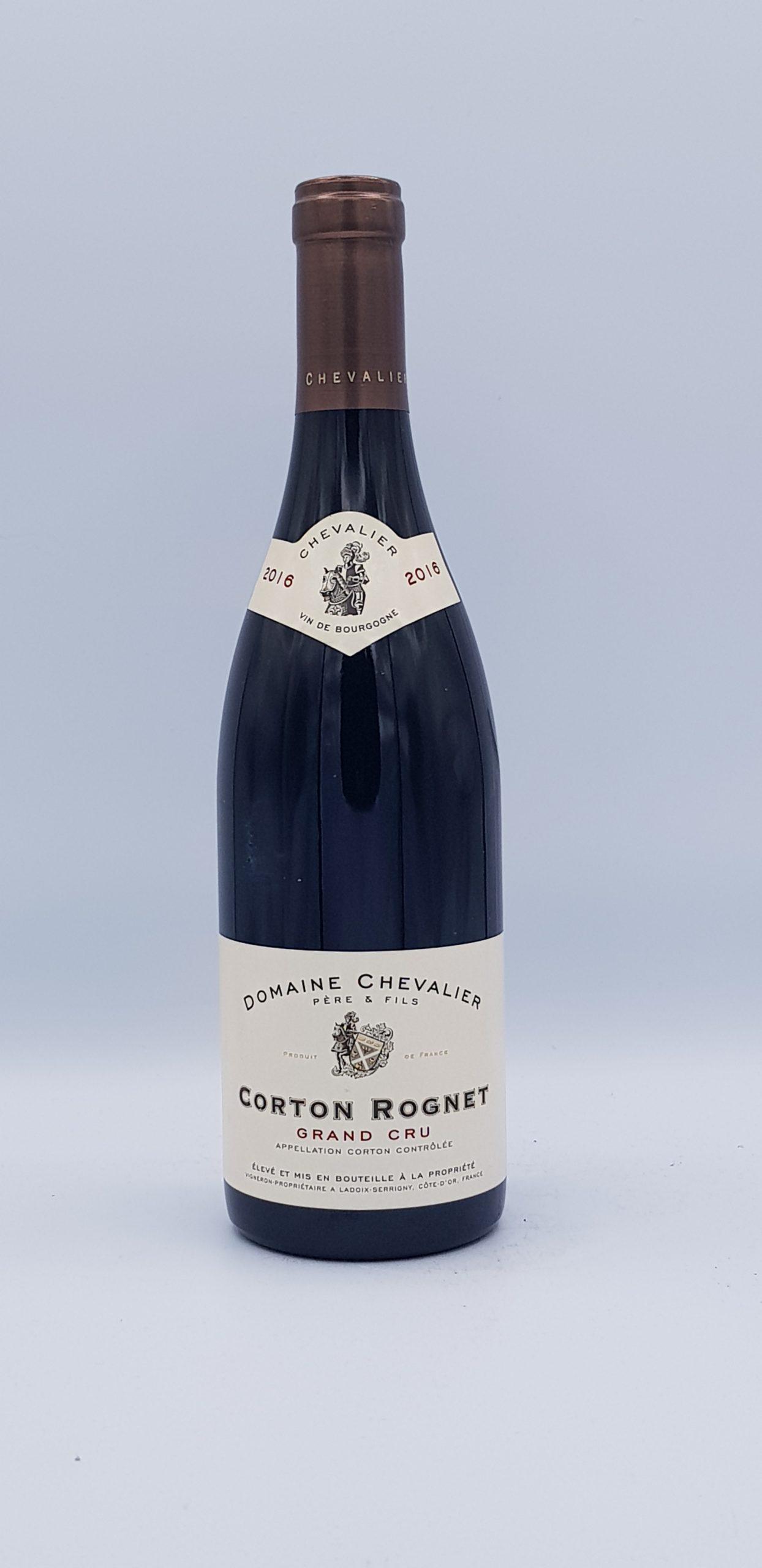 """Corton Grand Cru """"Rognet"""" 2016"""