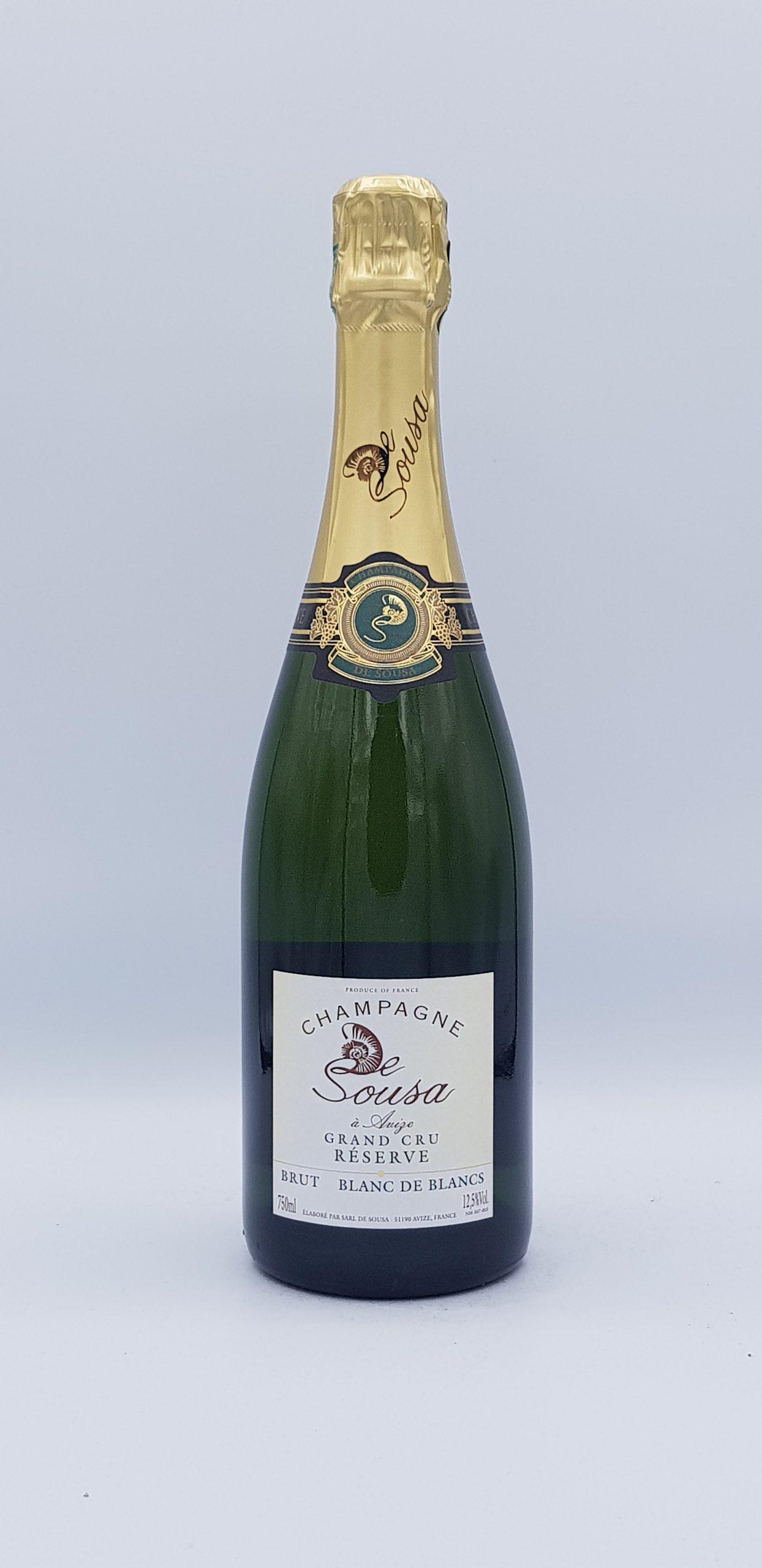Champagne De Sousa Brut Reserve Grand Cru