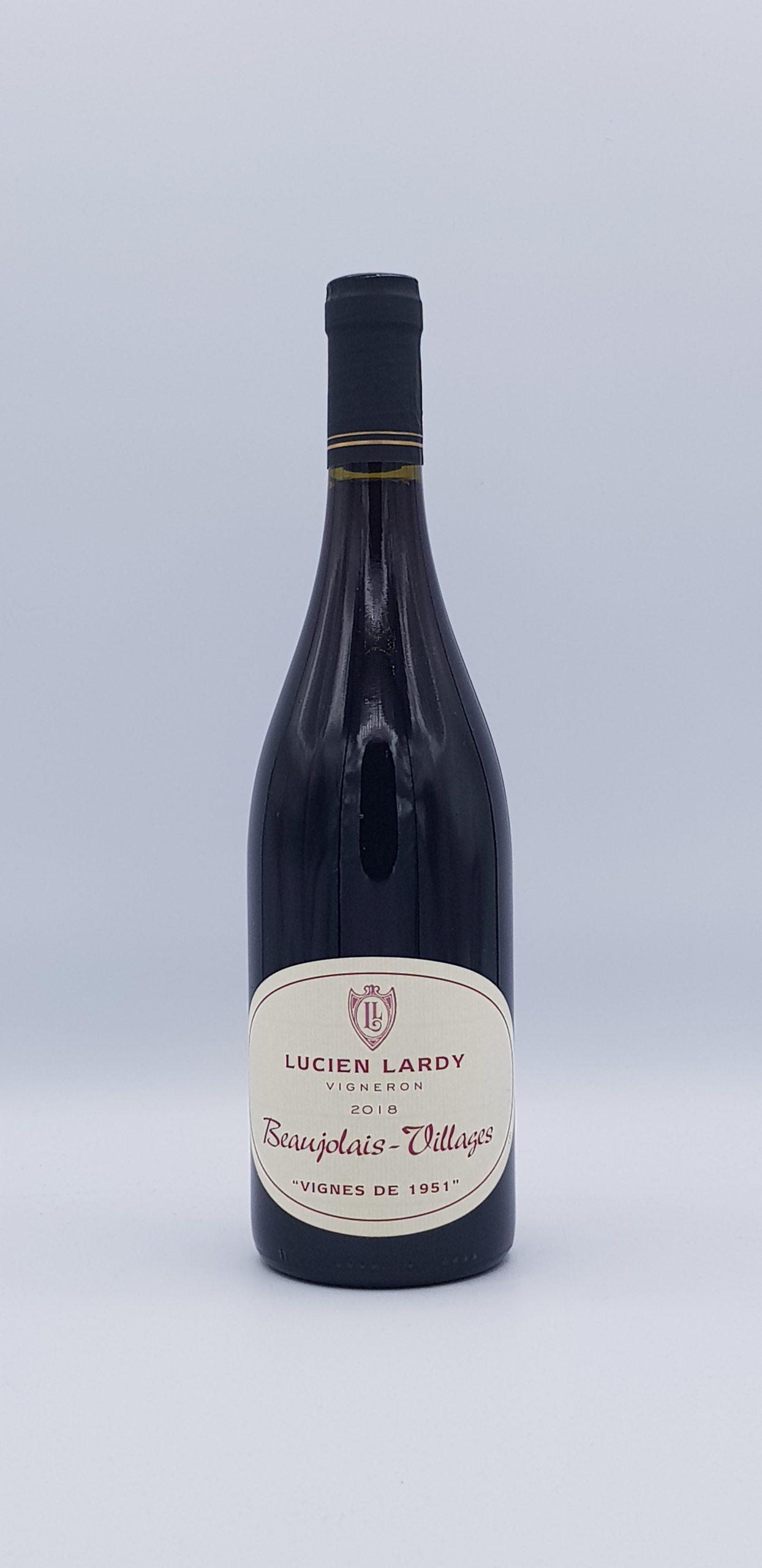 "Beaujolais ""Vignes 1951""  2018"