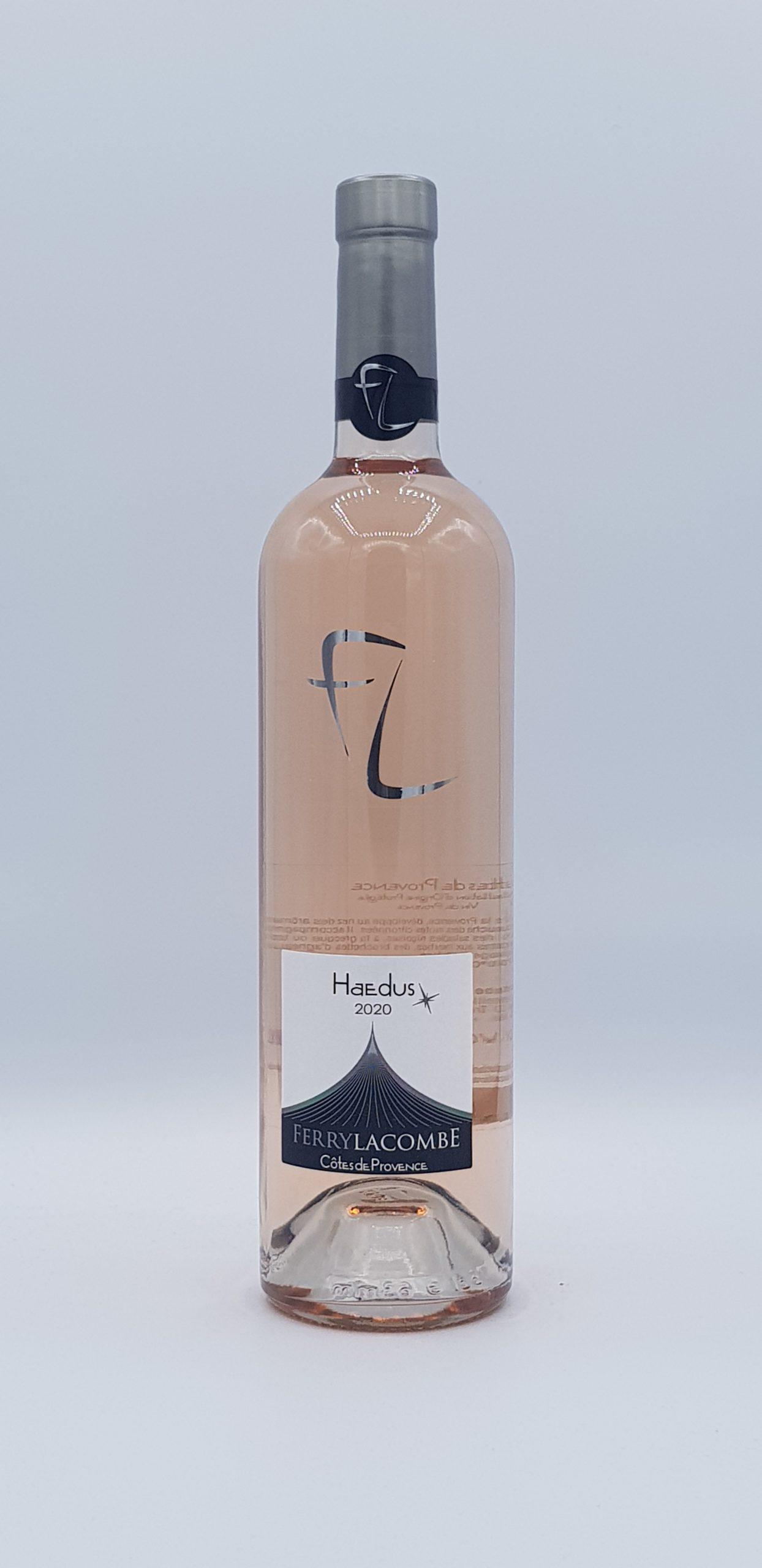 """Côtes de Provence """"haedus"""" 2020 Rosé"""