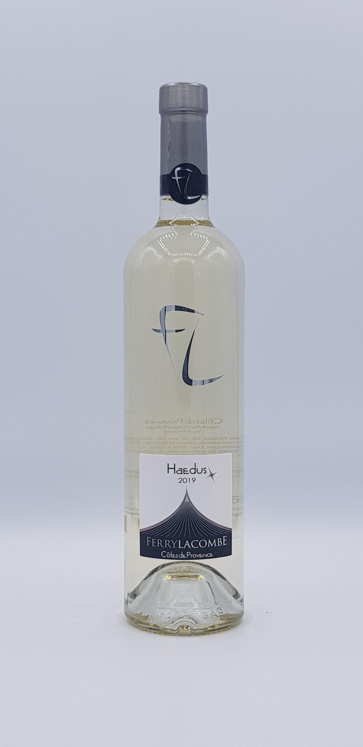 """Côtes de Provence """"haedus"""" 2019 Blanc"""
