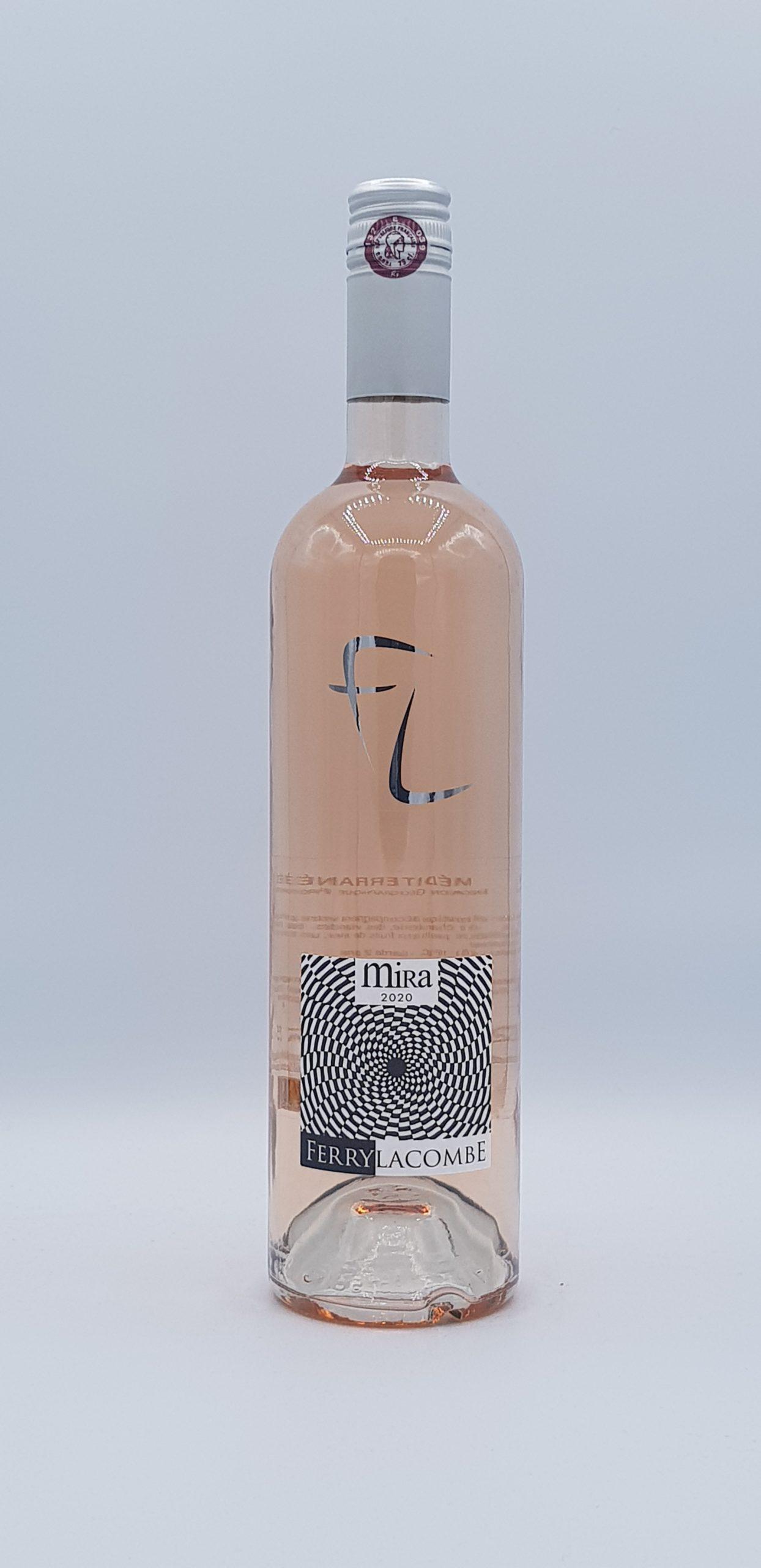 """Côtes de Provence """"Mira"""" 2020 Rosé"""