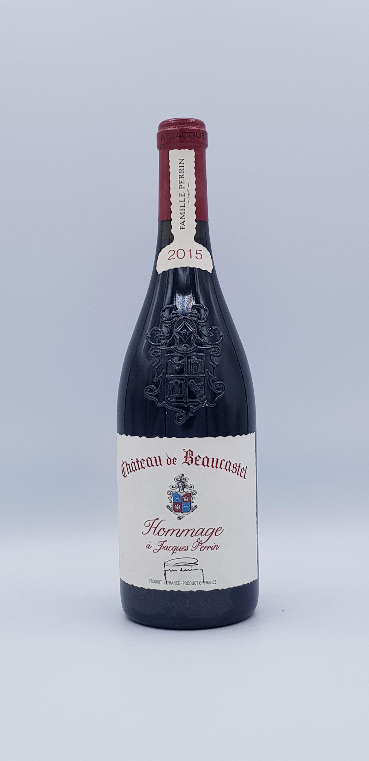 Chateauneuf Du Pape 2015 Rouge