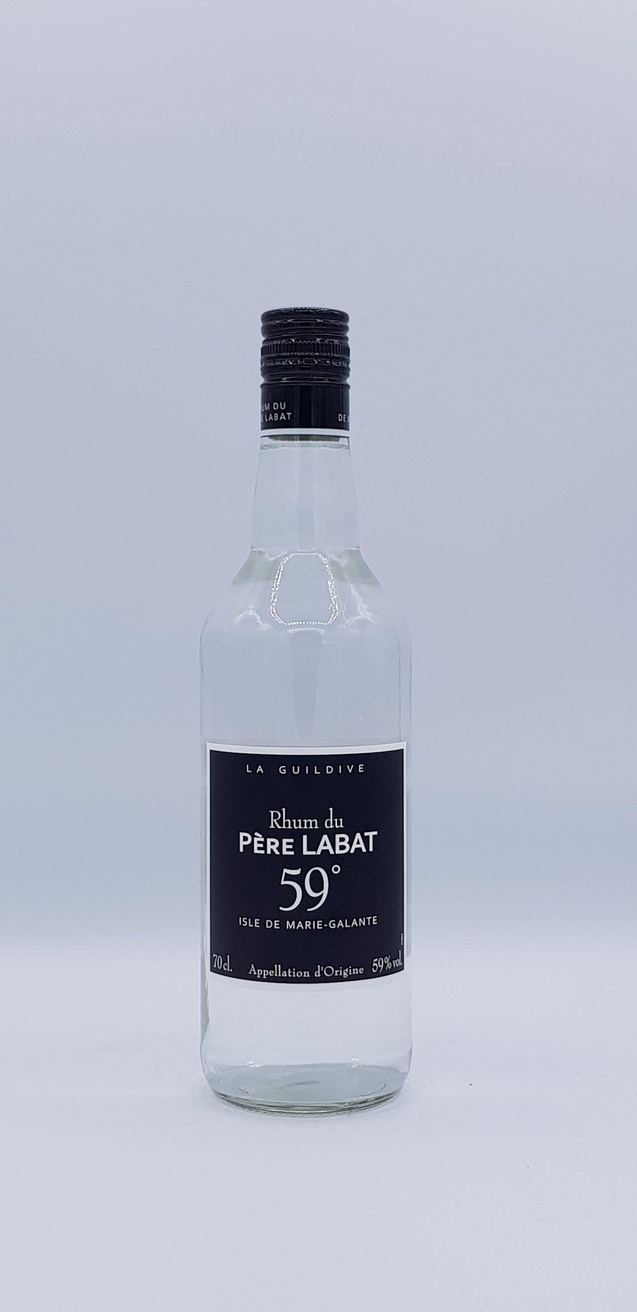 Rhum Père Labat Blanc 59°