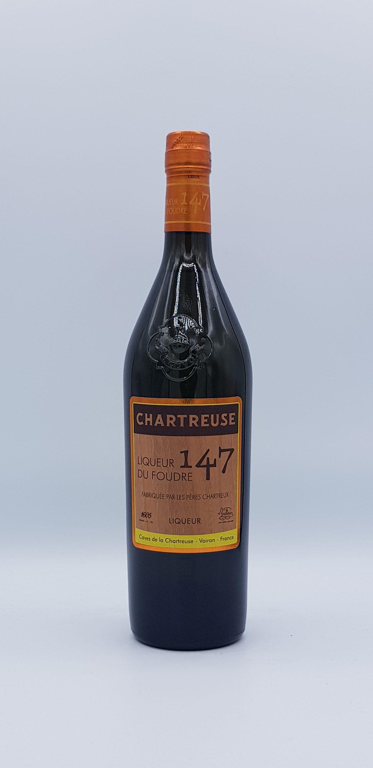 Chartreuse Liqueur du Foudre 147 70 cl