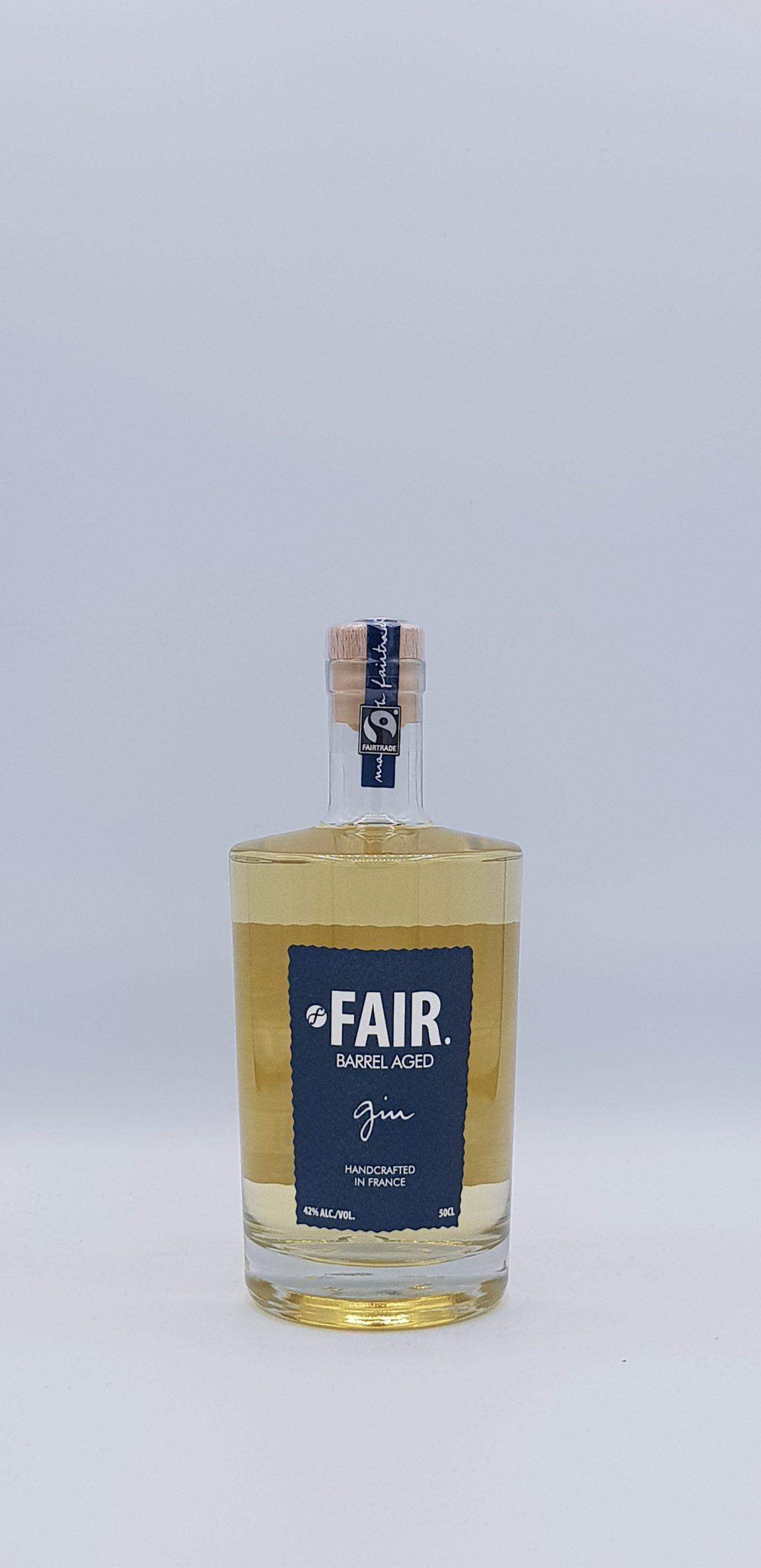 Gin Fair Aged Barrel