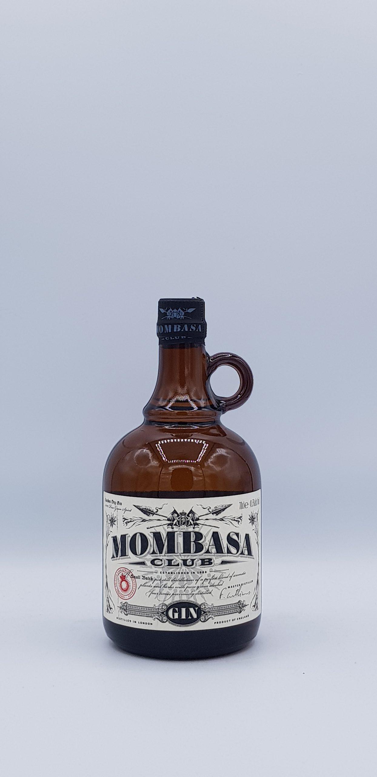 Gin Mombasa Dry