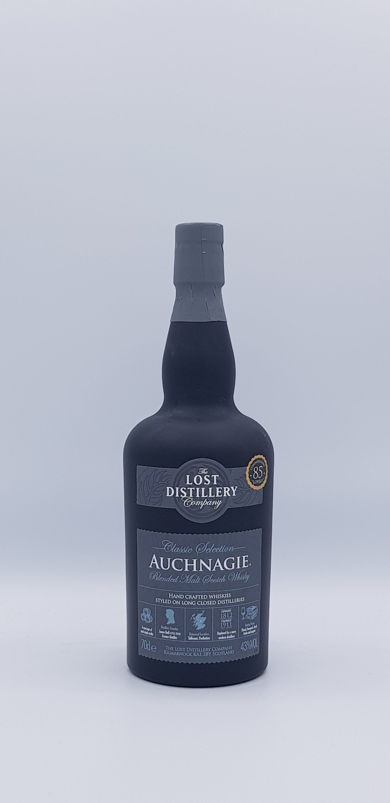 Lost Distilleries Auchnagie Classic 43° 70cl