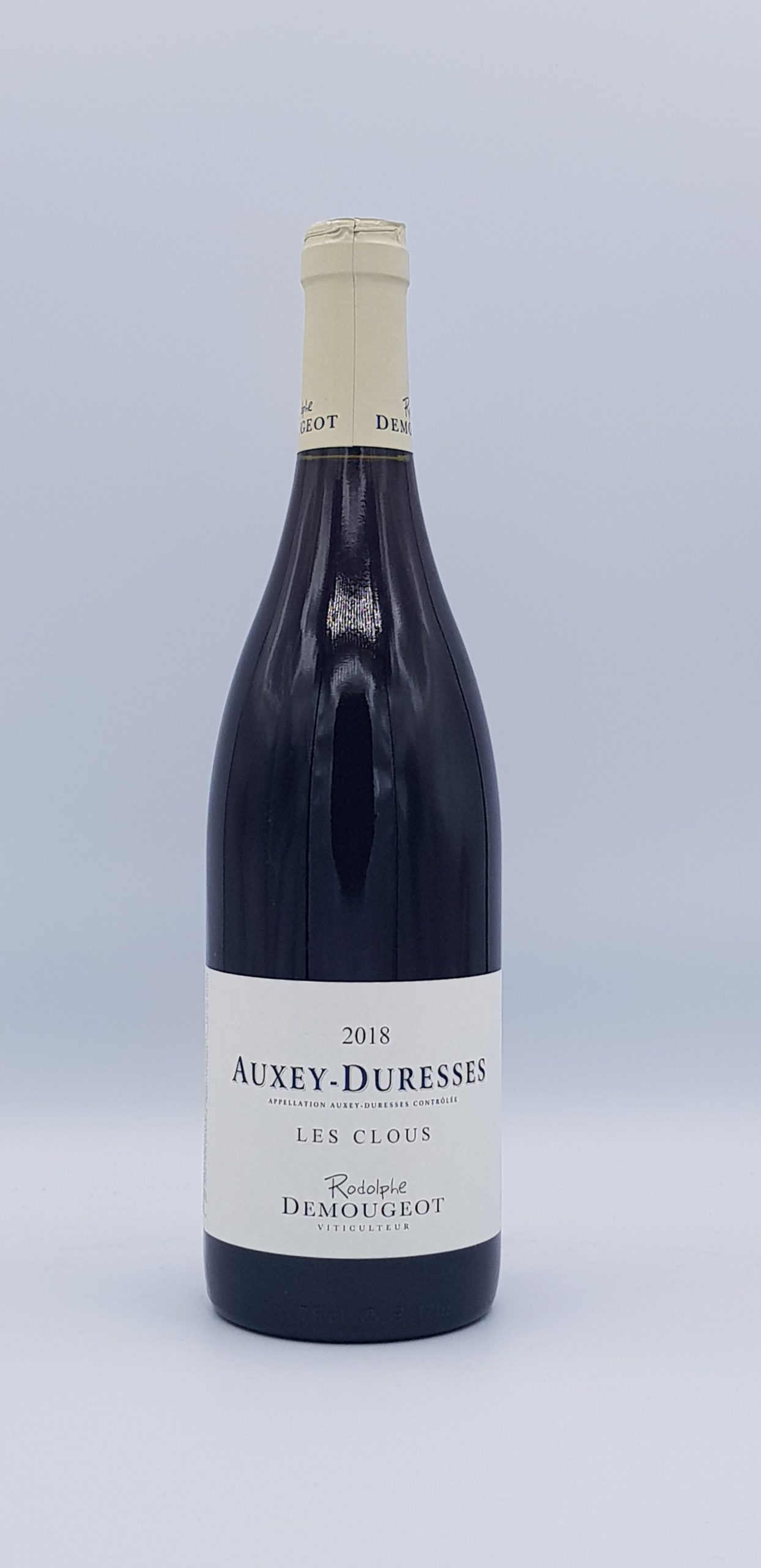 """Auxey Duresses """"Les Clous"""" 2018 Rouge"""