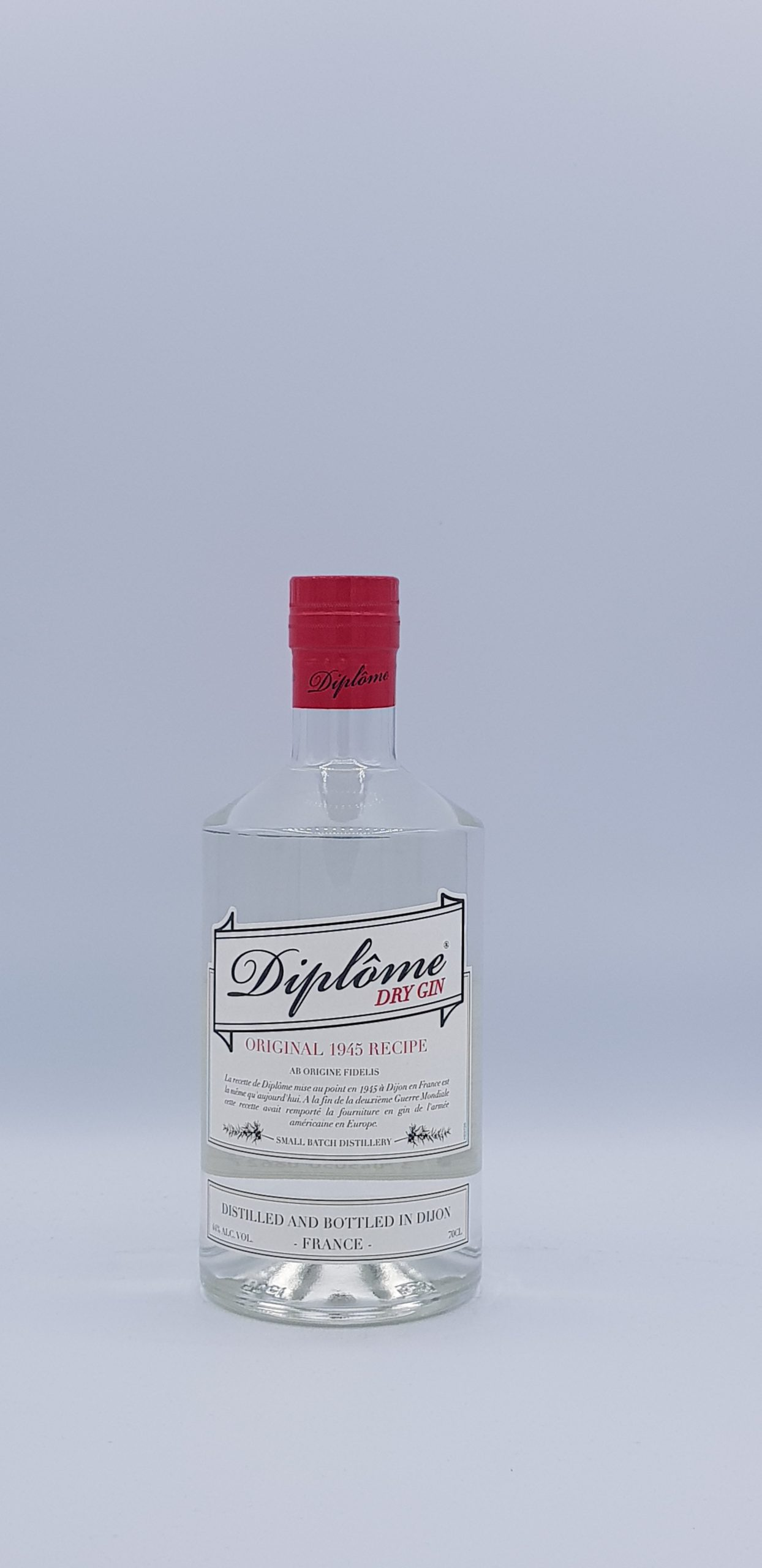 Gin Diplome Dry 44° 70cl