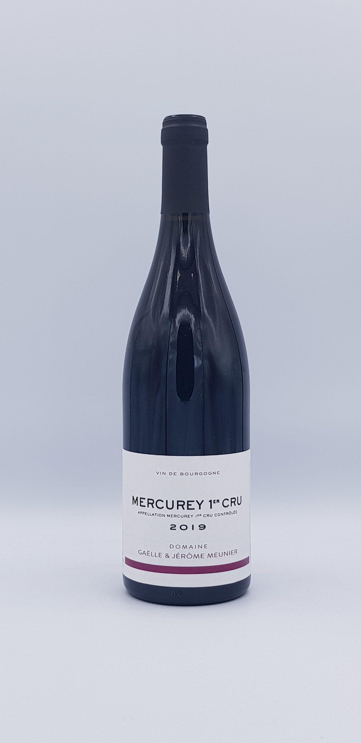 Mercurey 1er Cru 2019 Rouge
