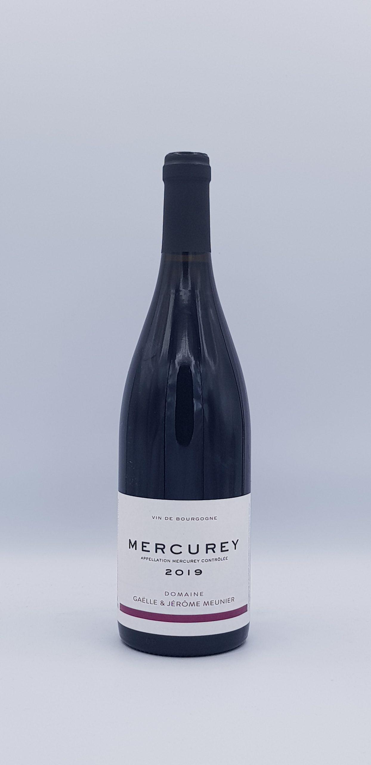 Mercurey 2019 Rouge