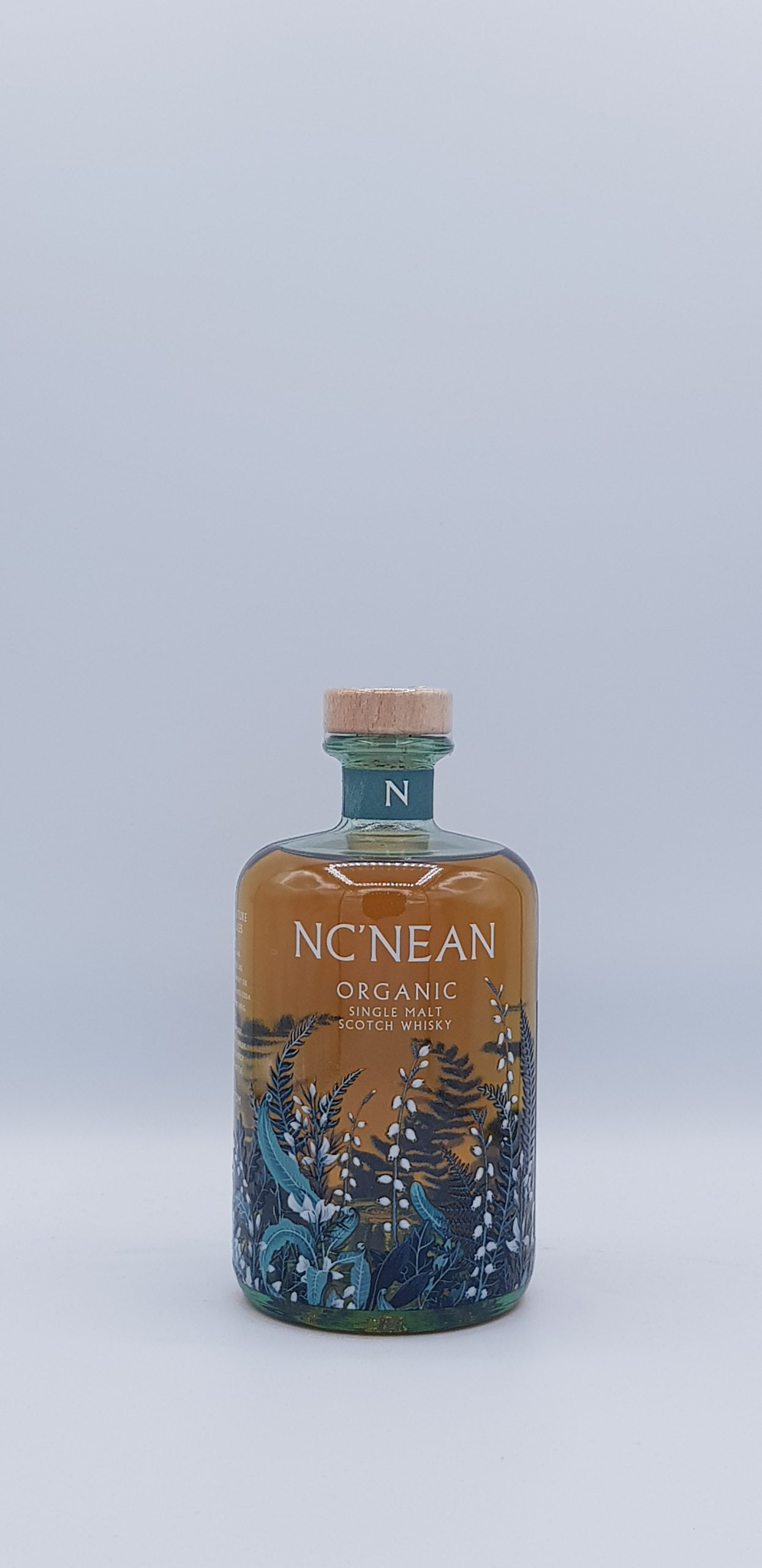 Whisky NC'Nean Organic Single Malt Bio 46° 50cl