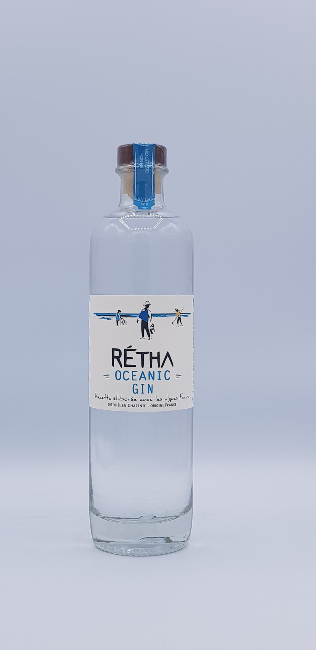 Gin Oceanic Retha 50cl