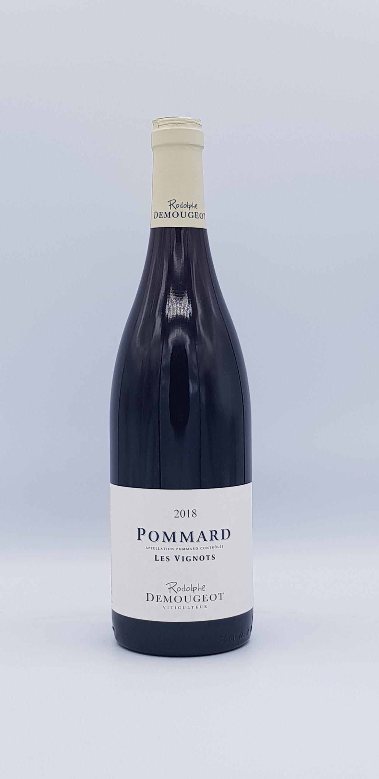 """Pommard """"Vignot"""" 2018 Rouge"""