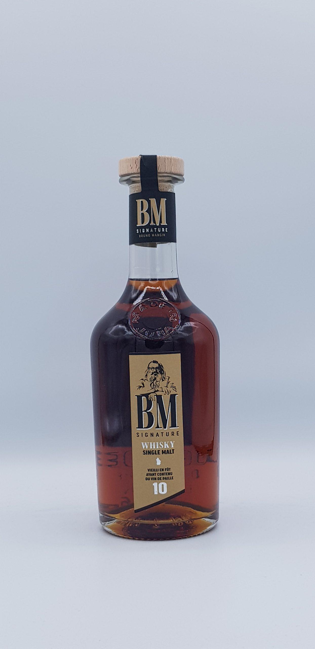 Whisky BM Signature Vin de Paille 10 ans