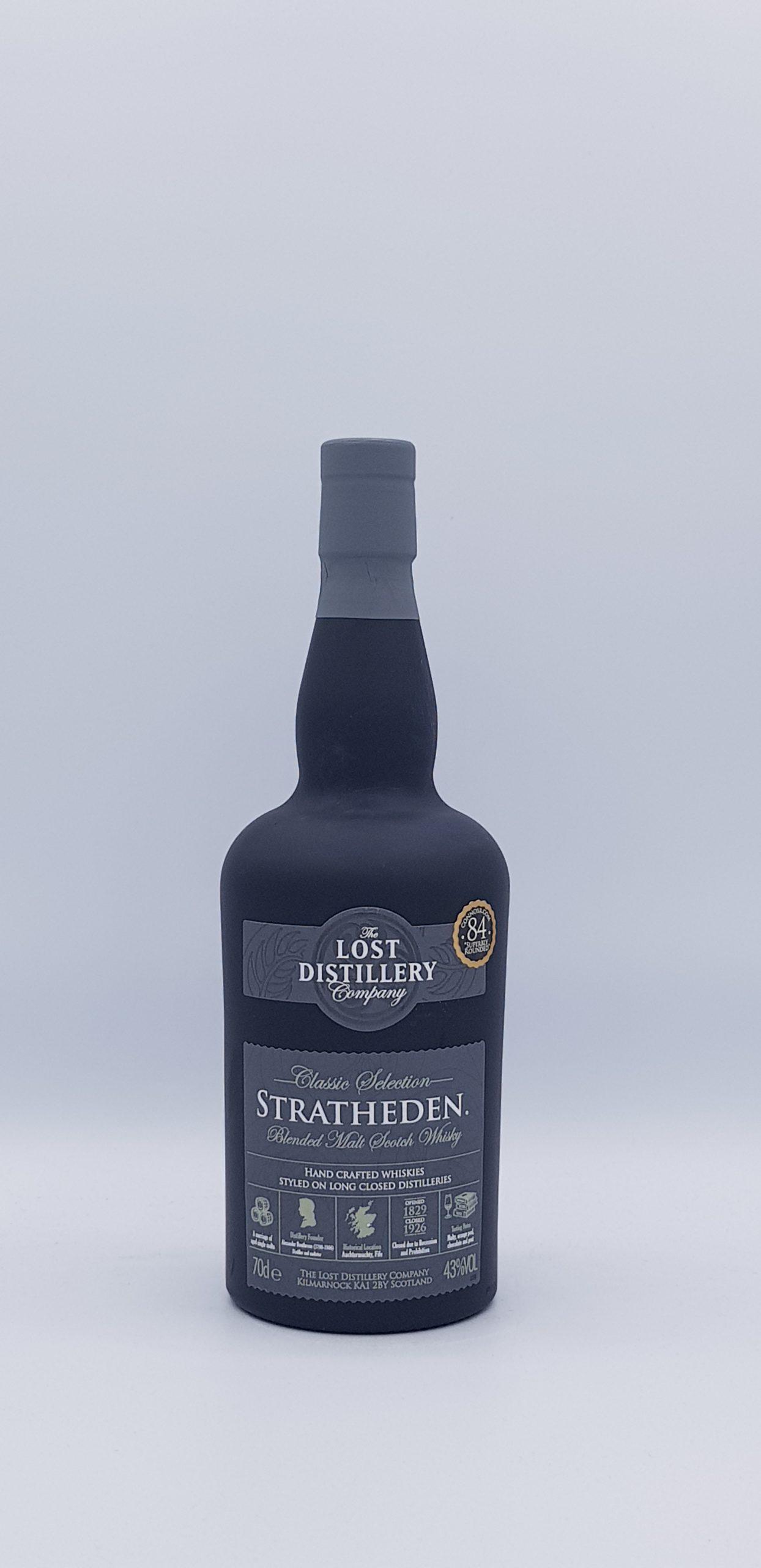 Lost Distilleries Stratheden Classic 43° 70cl