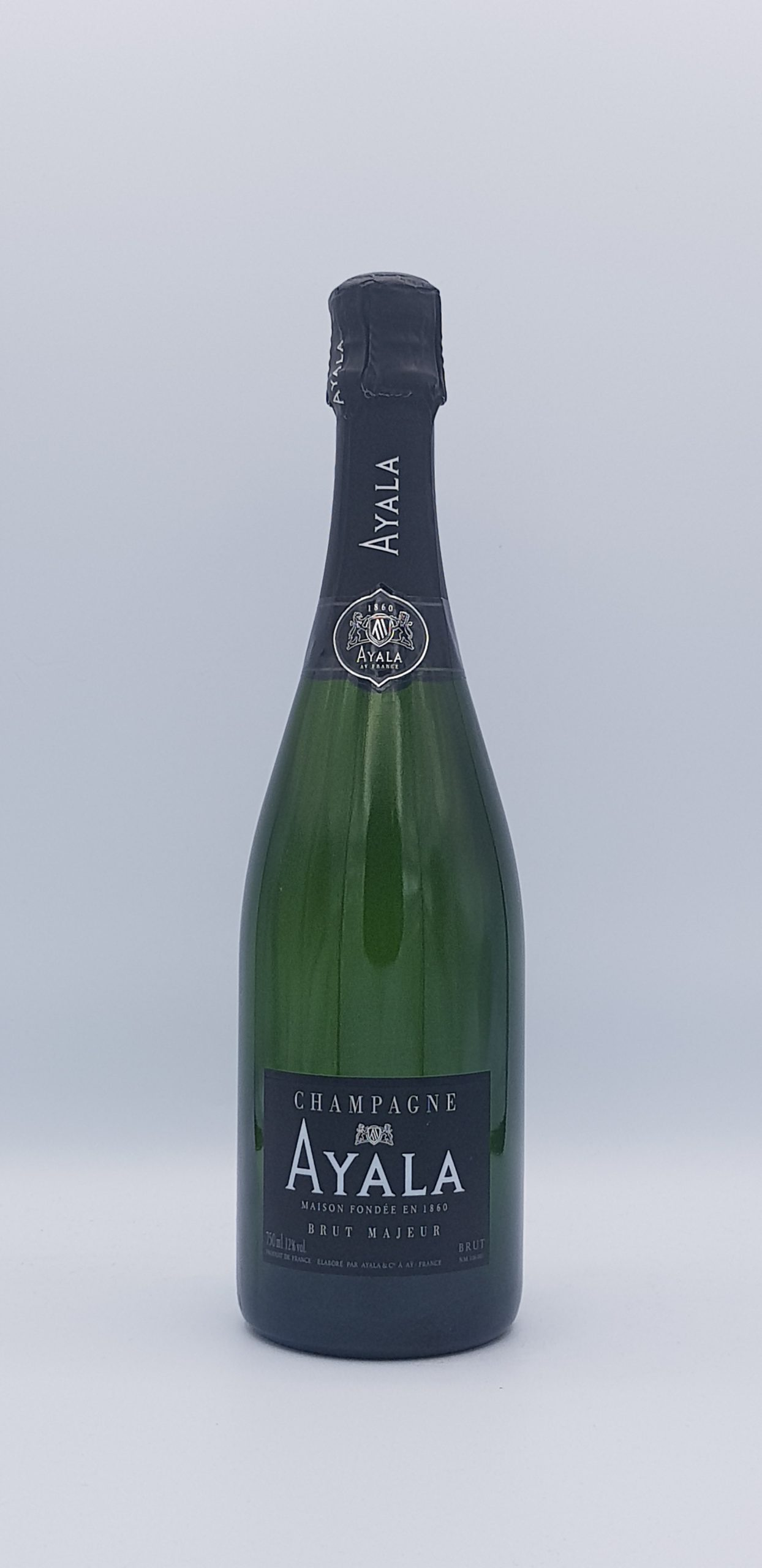 Champagne Ayala Brut Majeur Edition Limitée Etui 75CL