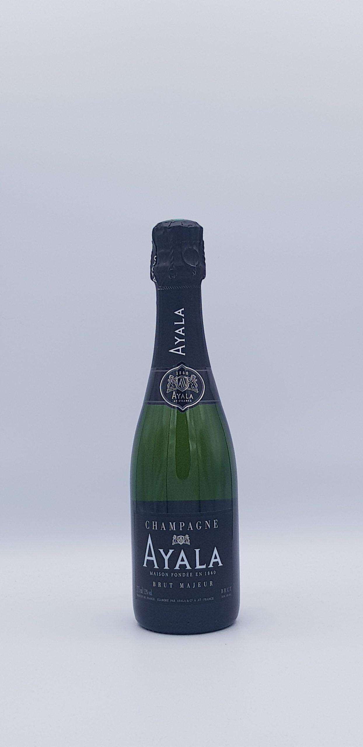 Champagne Ayala Brut Majeur Edition Limité Etui