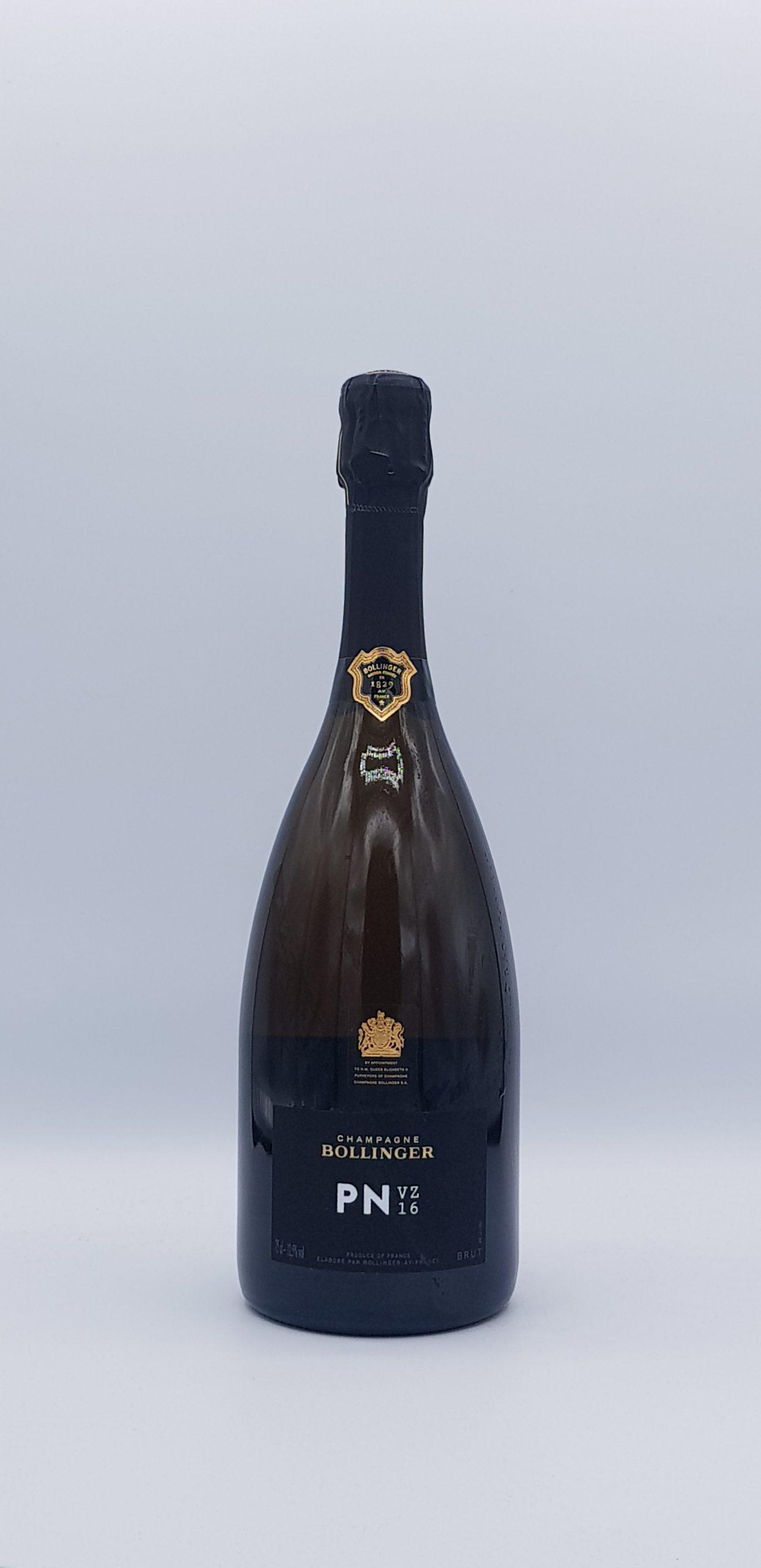 Champagne Bollinger PN VZ16