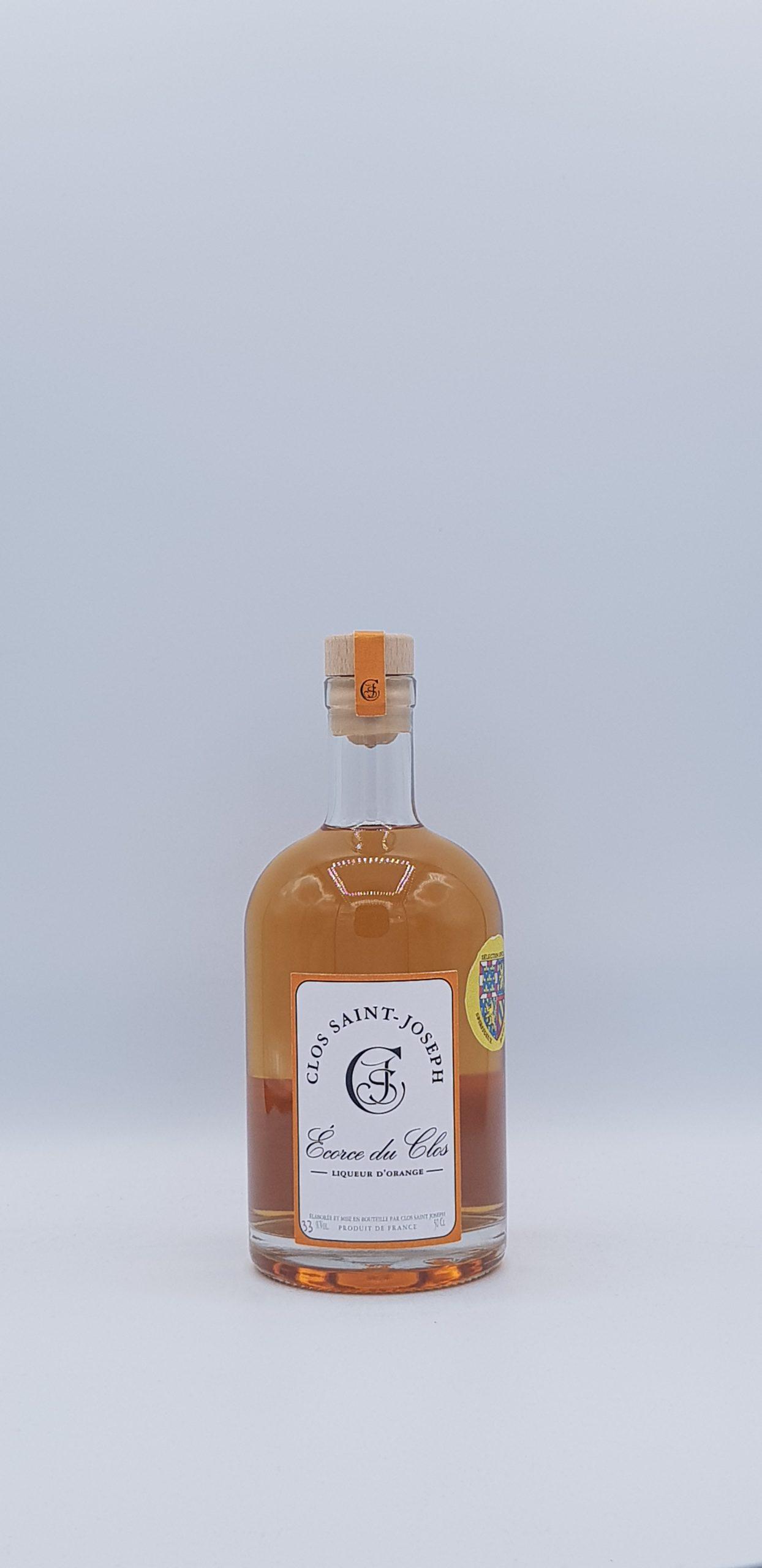 Ecorce du Clos Liqueur d'Orange